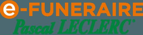 Logo e-FUNERAIRE Pascal LECLERC